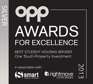 Best Student Housing Broker silver 2013