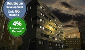 Liverpool Studio Apartment Sale Student Accommodation