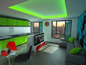 The Lightbox Communal Lounge