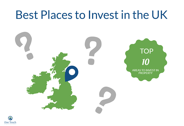 Best places to invest in property